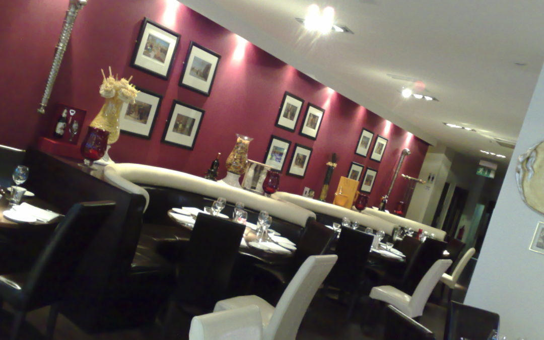 Restaurant Seating Booths