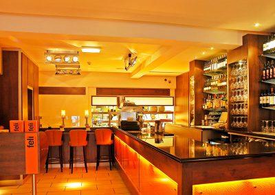 Felicini Italian Restaurant Interiors